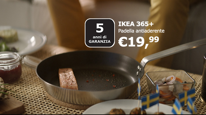 Idee per la tua cucina?